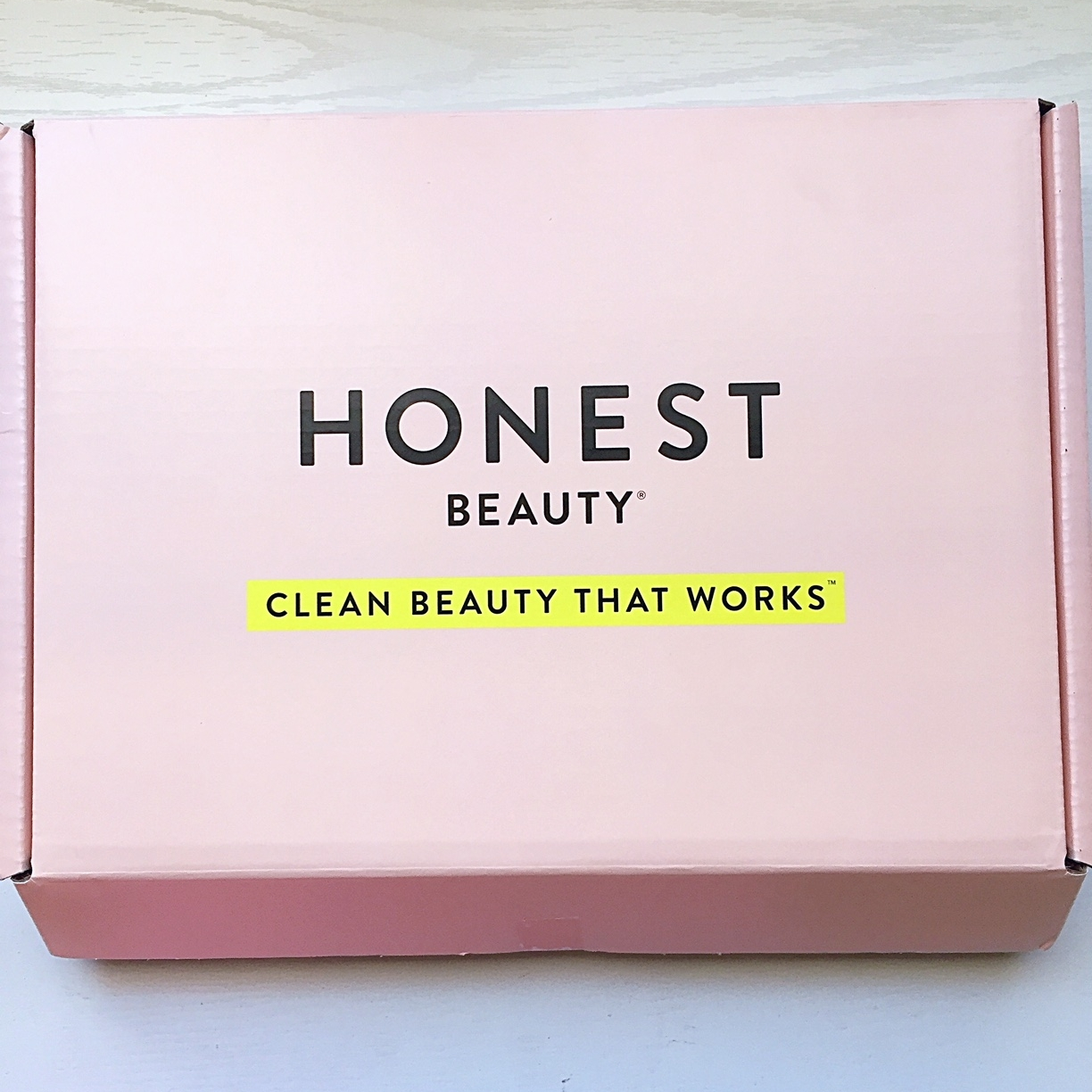 Influenster Honest Beauty Review