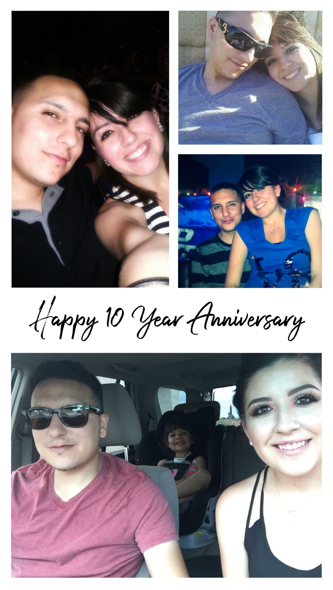 Our 10 Year Anniversary