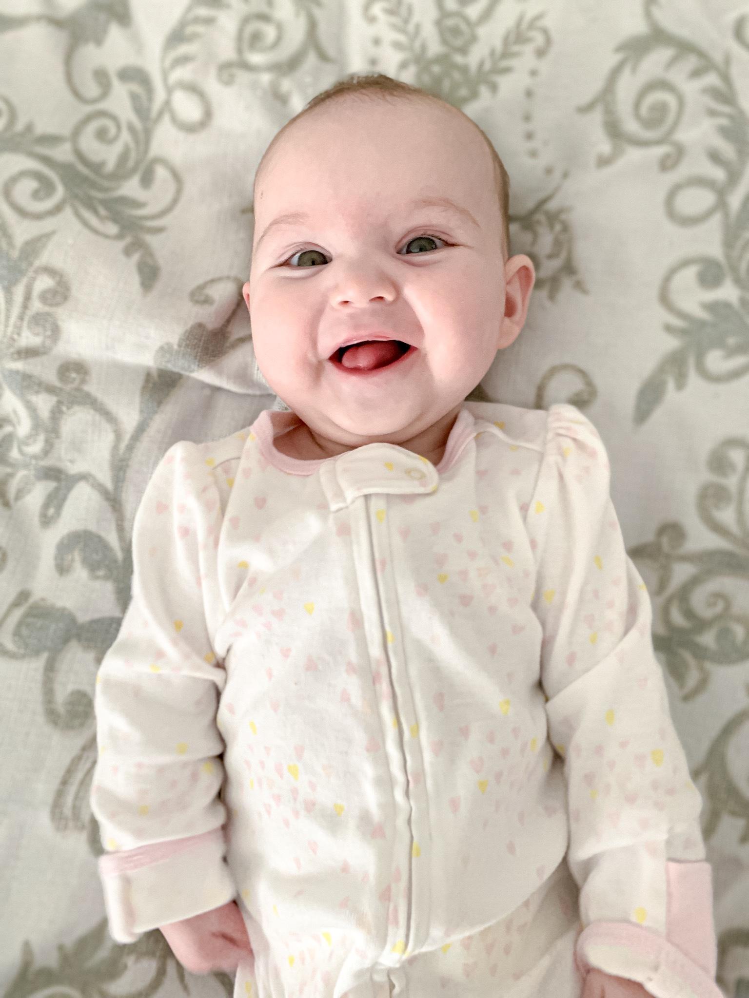 5 Months of Iyla Noelle