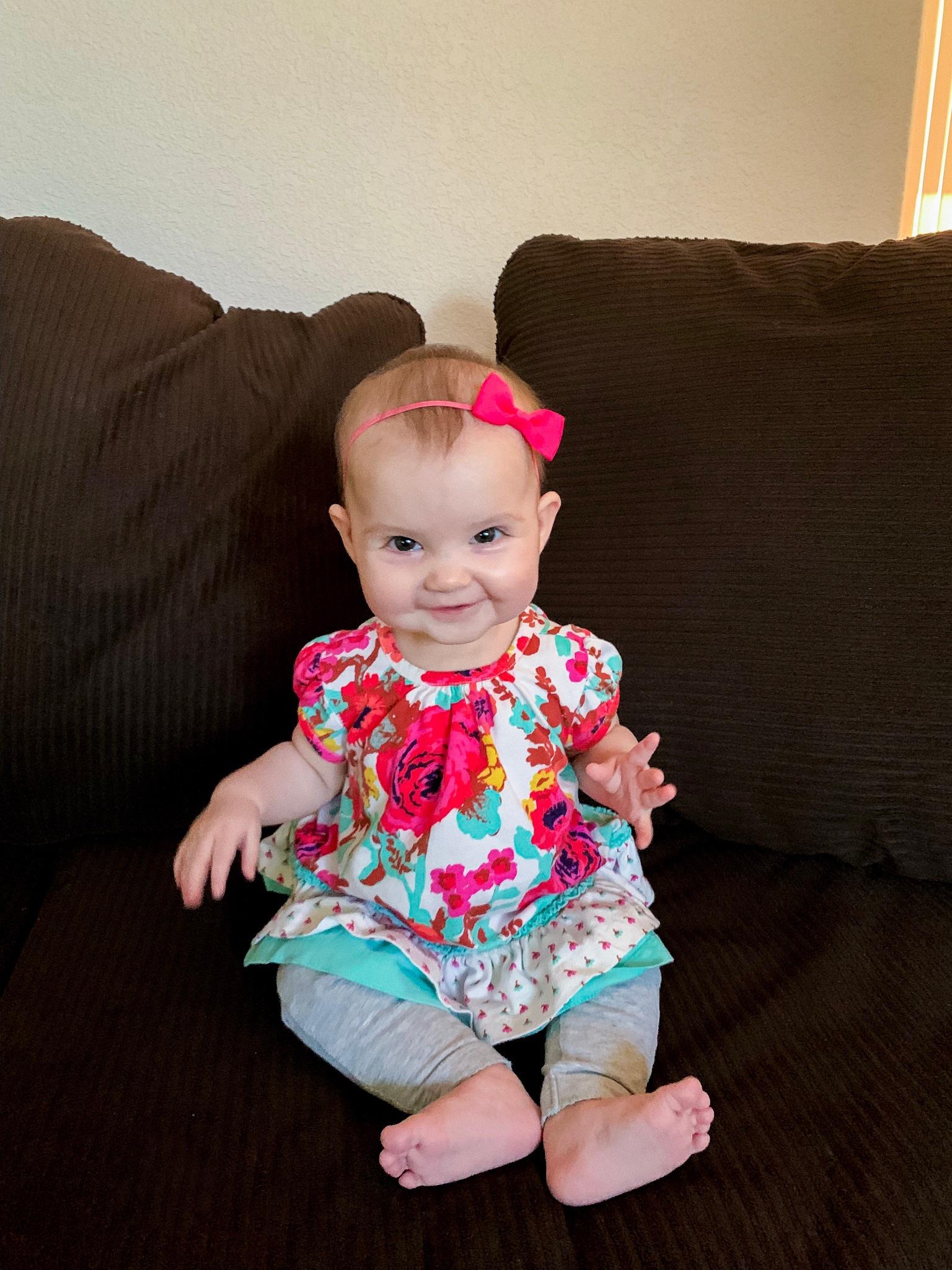 6 Months of Iyla Noelle