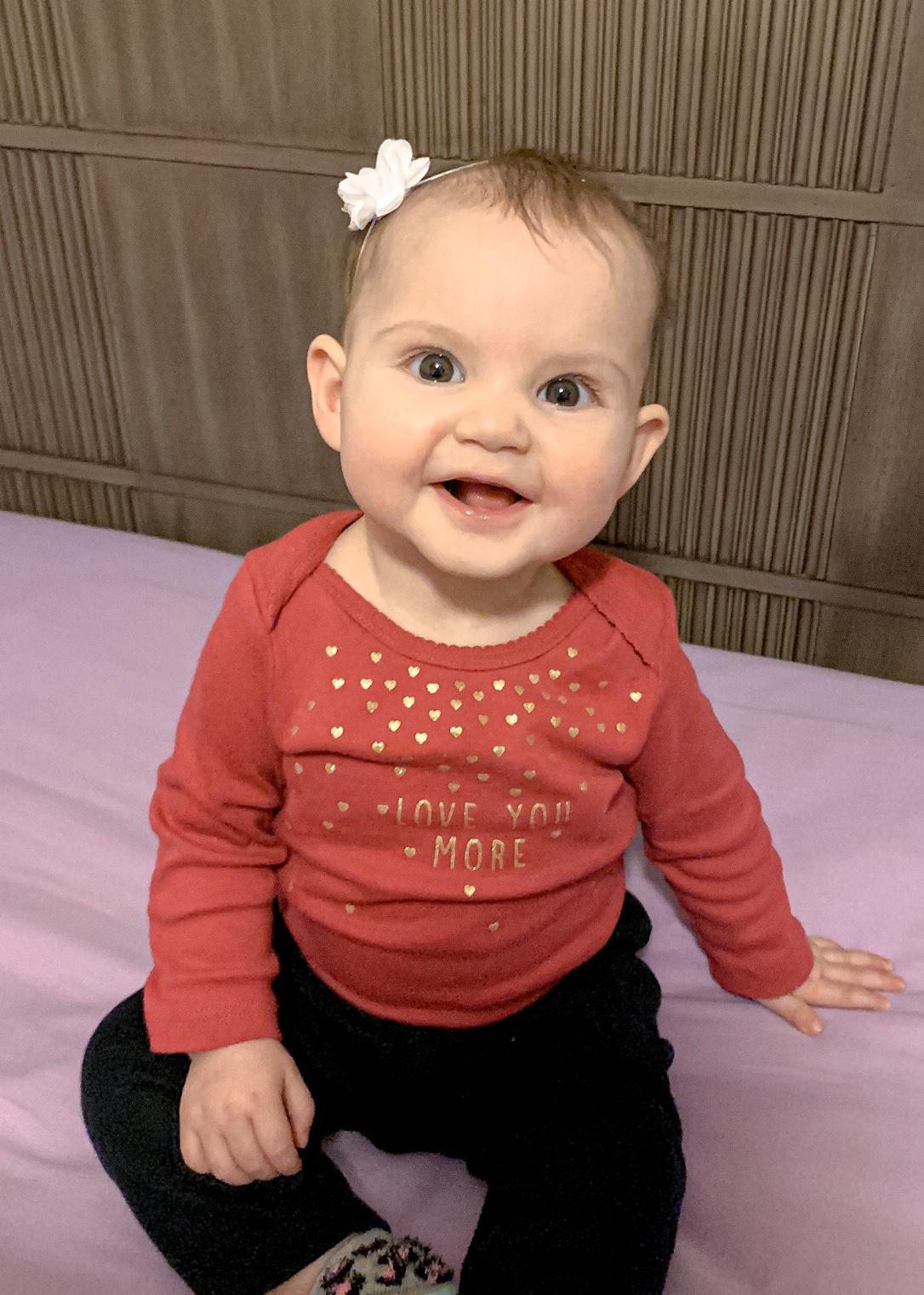 8 Months of Iyla Noelle