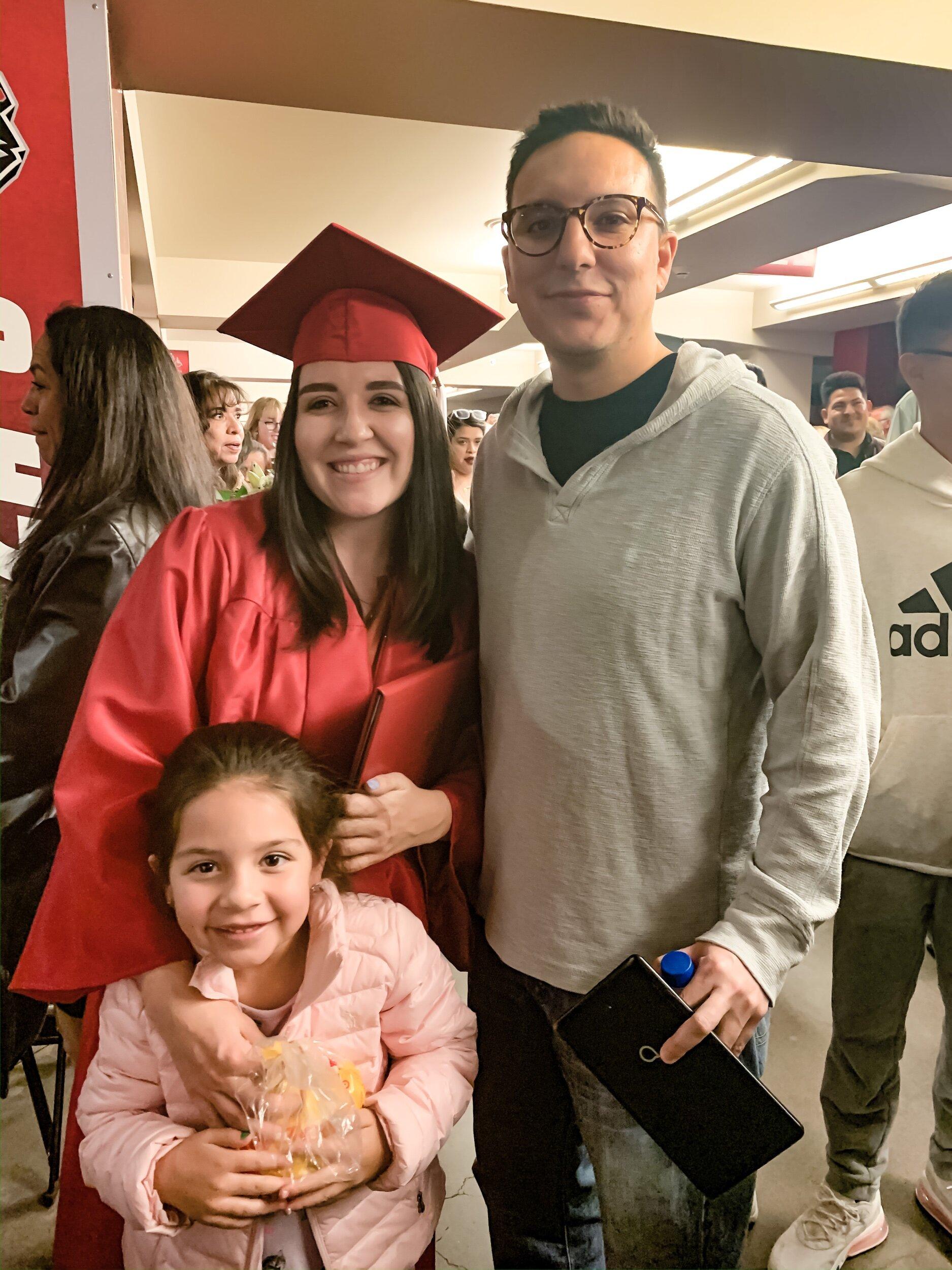 My Journey To Graduation