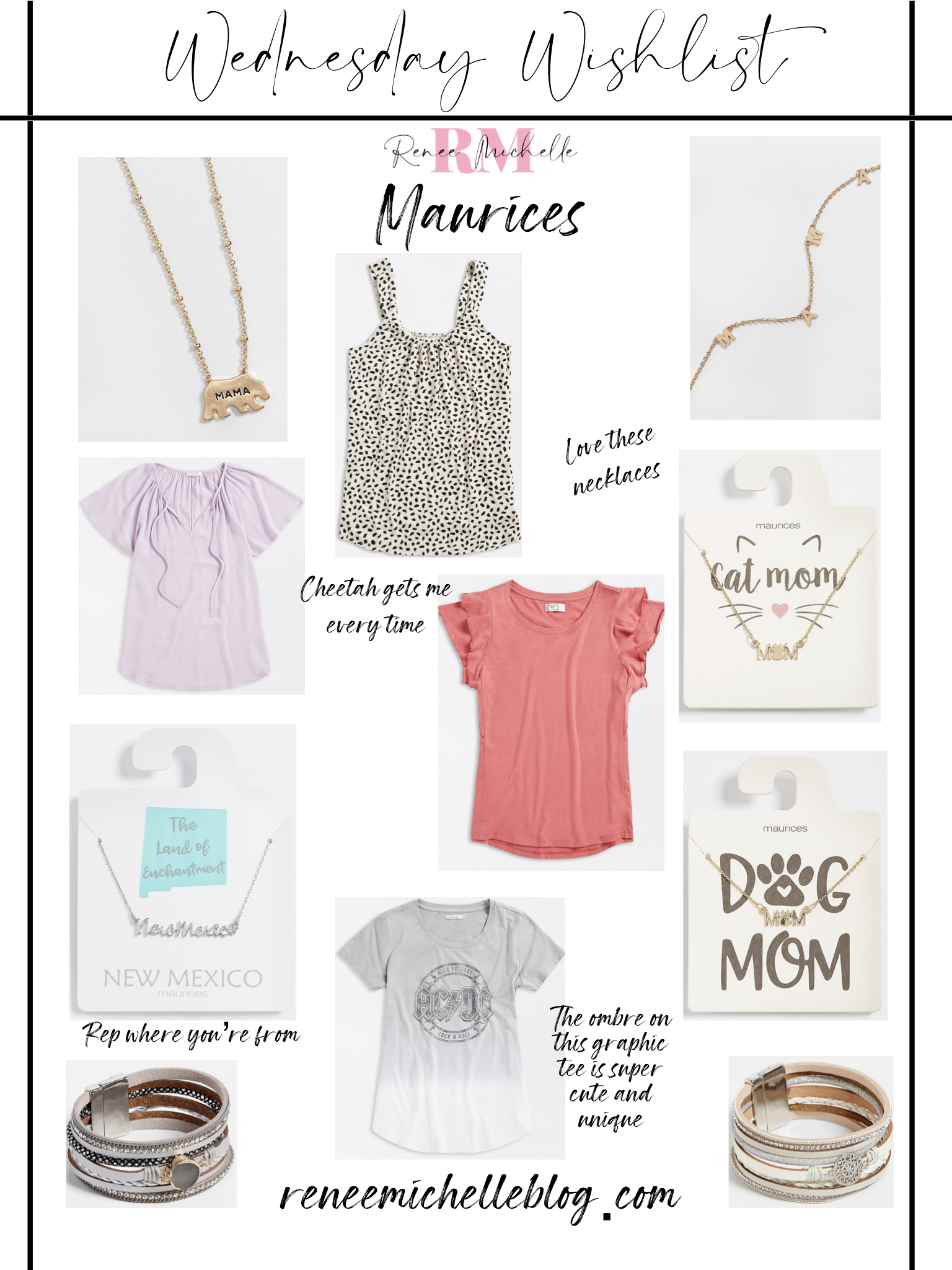 Wednesday Wishlist V.4