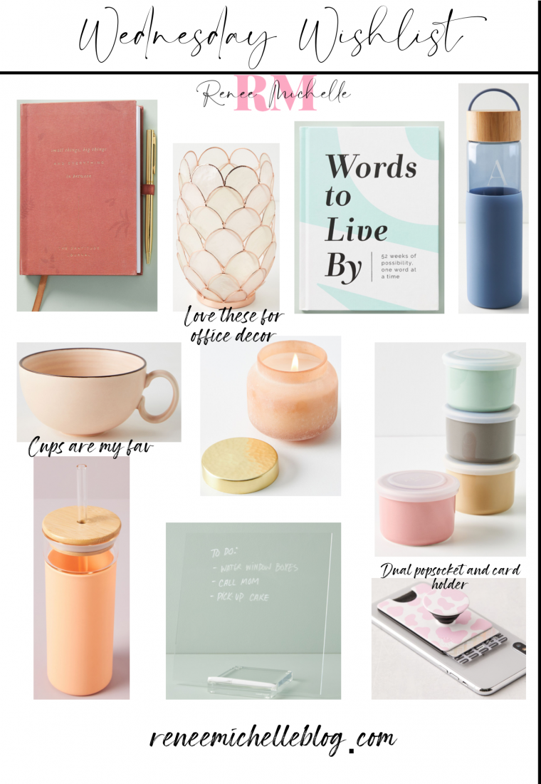 Wednesday Wishlist V.5